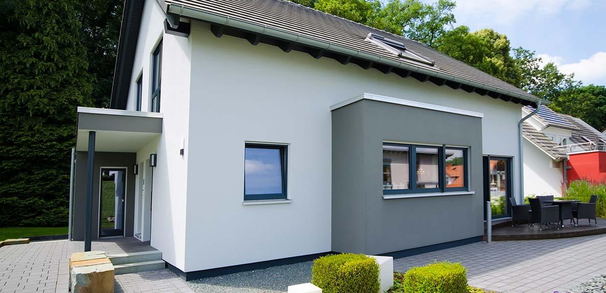 Einfamilienhaus Sonnenschein - Massivhaus schlüsselfertig ...
